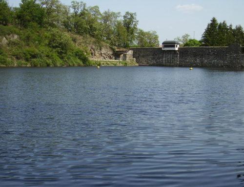 Jevišovice Dam