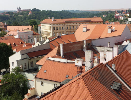 The town of Znojmo